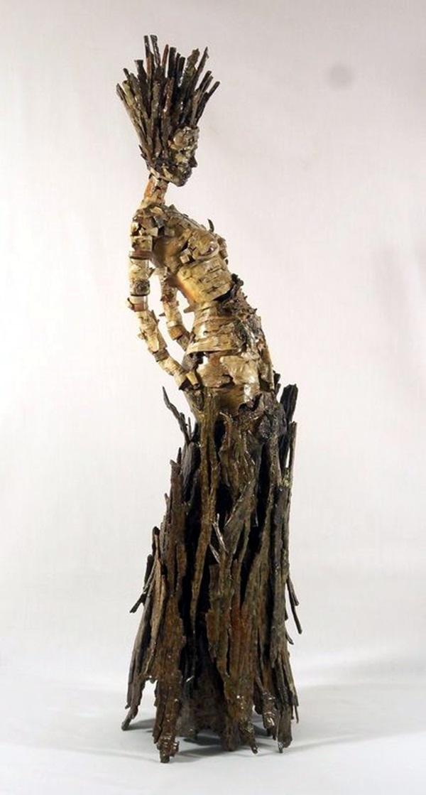 Astonishingly Life-Like Figuratives Sculptures (8)