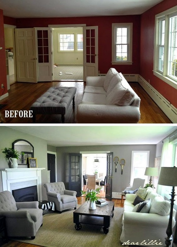 Brilliant Furniture Makeover Ideas to Try in 2016 (12)