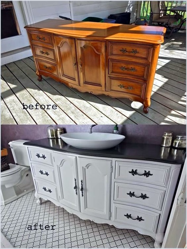 Brilliant Furniture Makeover Ideas to Try in 2016 (23)