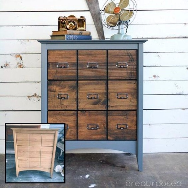 Brilliant Furniture Makeover Ideas to Try in 2016 (42)