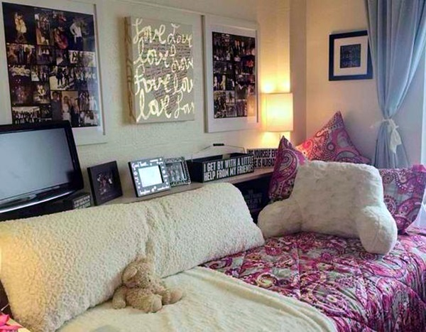 Decorating Ideas > 40 2016 Decoration Ideas To Prove Your Smartness  Bored Art ~ 193634_Beautiful Dorm Room Ideas
