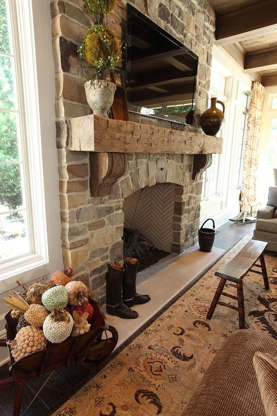 Fabulous Fireplace Designs To Make You Feel Toasty Warm ...