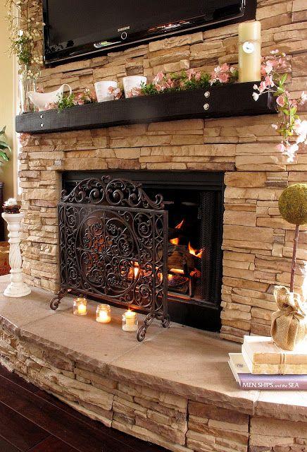 Fireplace designs 23