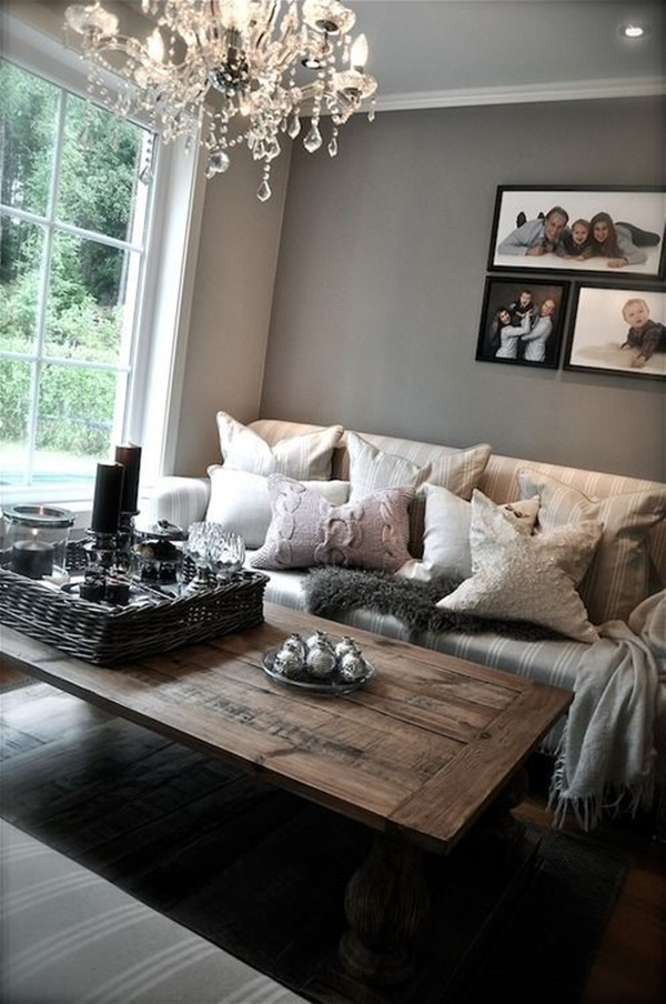 Grey Living Room Ideas to Adapt (13)