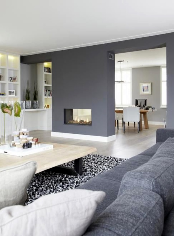 Grey Living Room Ideas to Adapt (17)