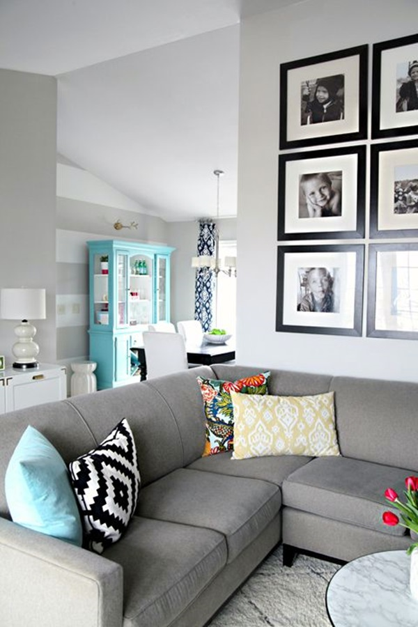Grey Living Room Ideas to Adapt (5)