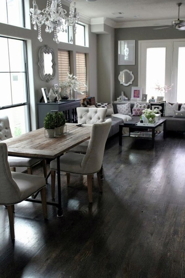 Grey Living Room Ideas to Adapt (7)