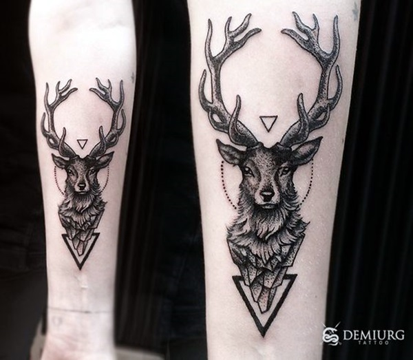 New and Trendy Dotwork Tattoo Ideas for 2016 (15)