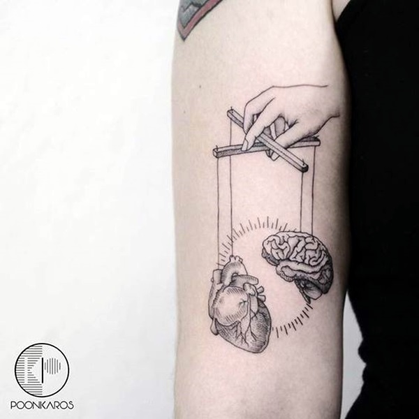 New and Trendy Dotwork Tattoo Ideas for 2016 (2)
