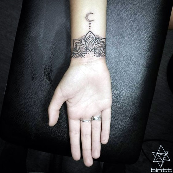New and Trendy Dotwork Tattoo Ideas for 2016 (26)