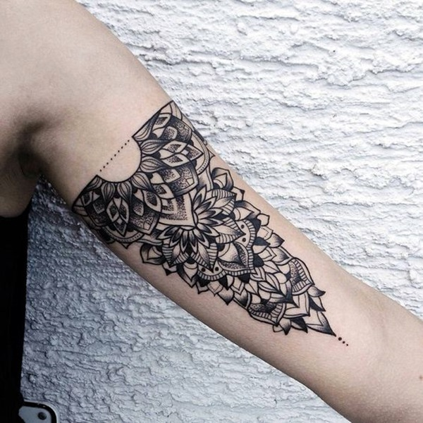 New and Trendy Dotwork Tattoo Ideas for 2016 (30)