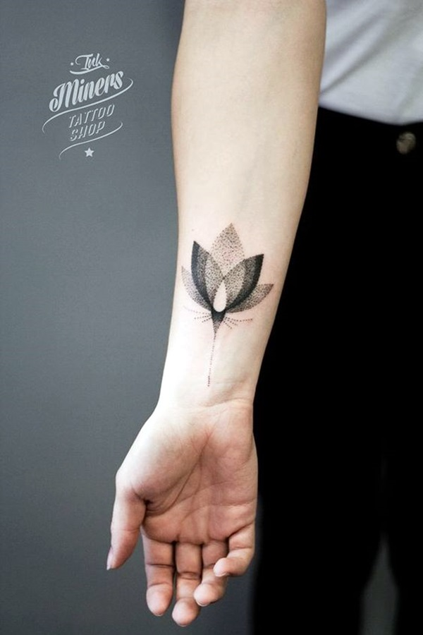 New and Trendy Dotwork Tattoo Ideas for 2016 (49)