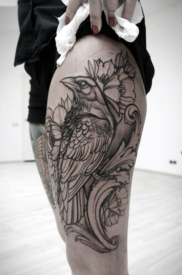 New and Trendy Dotwork Tattoo Ideas for 2016 (5)