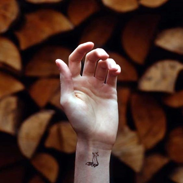 Unique and Brilliant Subtle Tattoo Designs (33)
