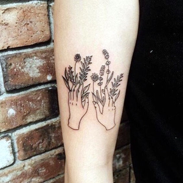 Unique and Brilliant Subtle Tattoo Designs (6)