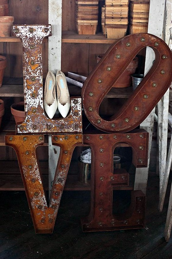 Utterly Beautiful Rusted Metal Art Works (32)