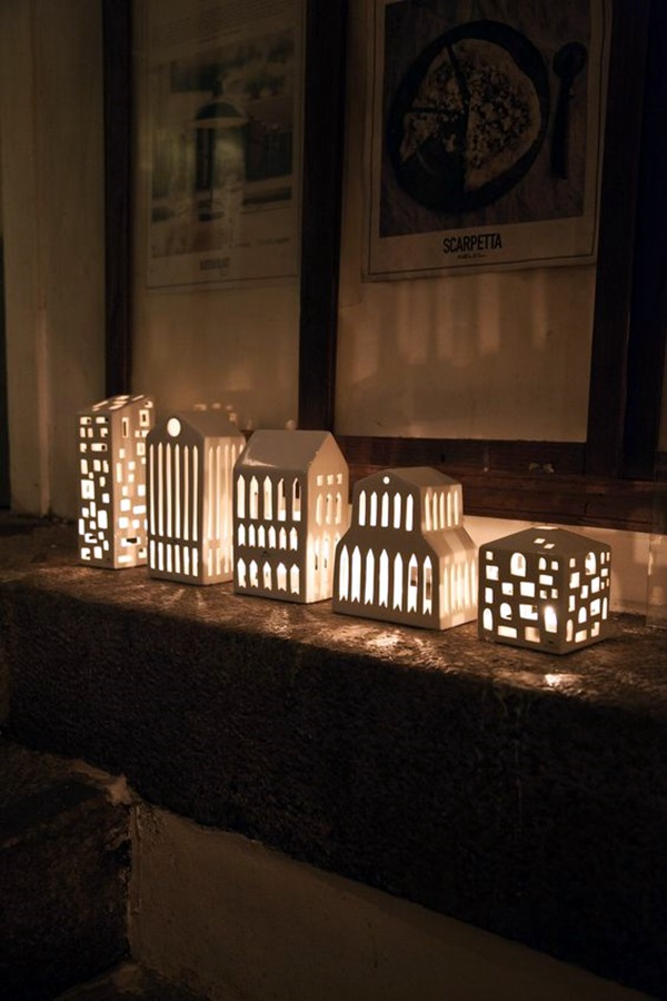 Ways tea light house Can Your Home Look More Adult (22)