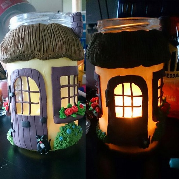 Ways tea light house Can Your Home Look More Adult (36)