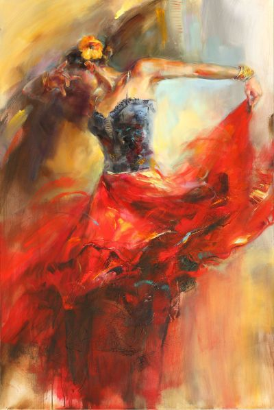 dance paintings 1