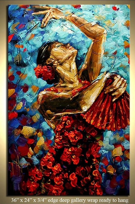 dance paintings 22