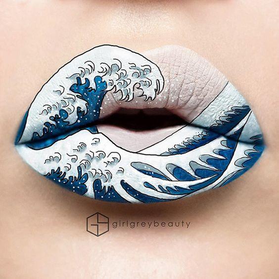 lip art 17