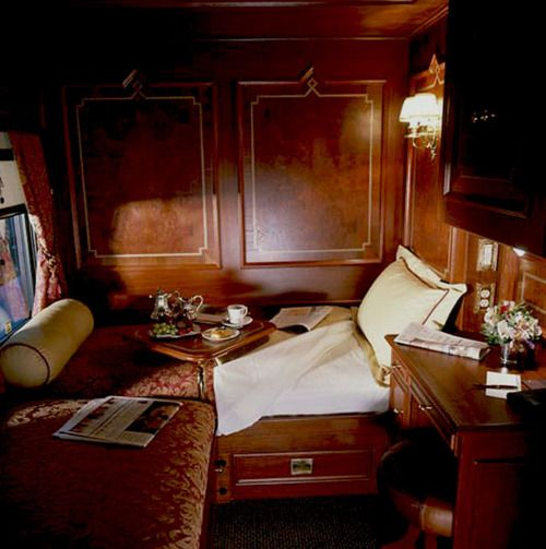 luscious and lovely luxury train interiors bored art. Black Bedroom Furniture Sets. Home Design Ideas