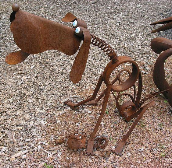 Modern Magical And Memorable Metal Art Bored Art
