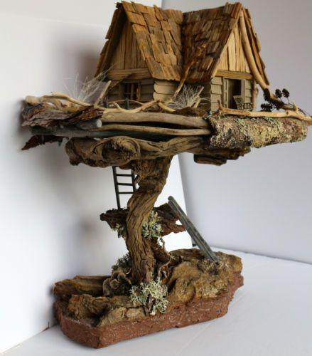 miniature tree houses 13