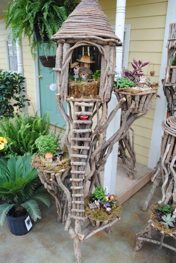 miniature tree houses 28