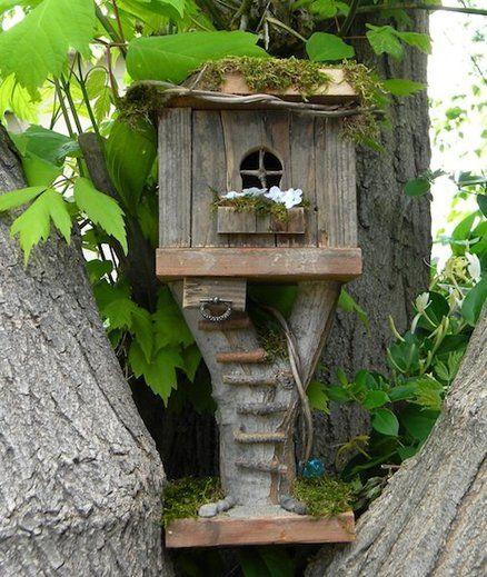 miniature tree houses 30