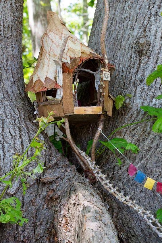 miniature tree houses 31