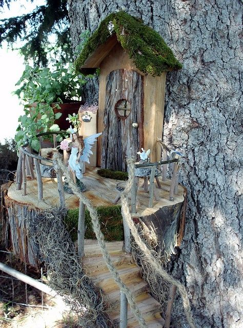 miniature-tree-houses-32 Small Garden Designs With Trees on small bonsai tree, growing wisteria as a tree, small trees for small yards, small flower plants tree, small flower gardens, adams crabapple tree, small trees for small gardens, small front yard landscaping ideas, acer palmatum japanese maple tree,