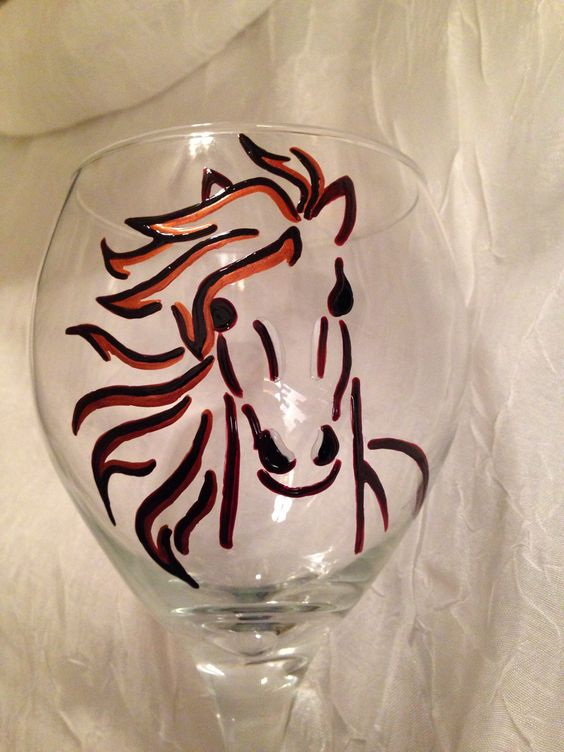 Easy Patterns To Paint On Glass