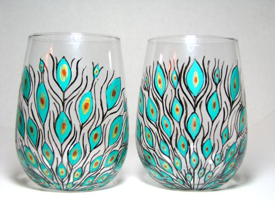 wine glass designs 5