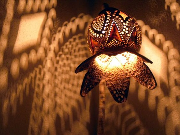 Amazing Art Inspired Gourd Lamps (30)