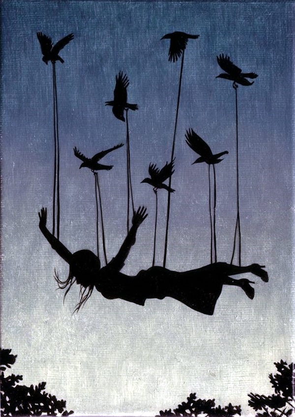 Amazing Silhouettes Art For Inspiration (2)