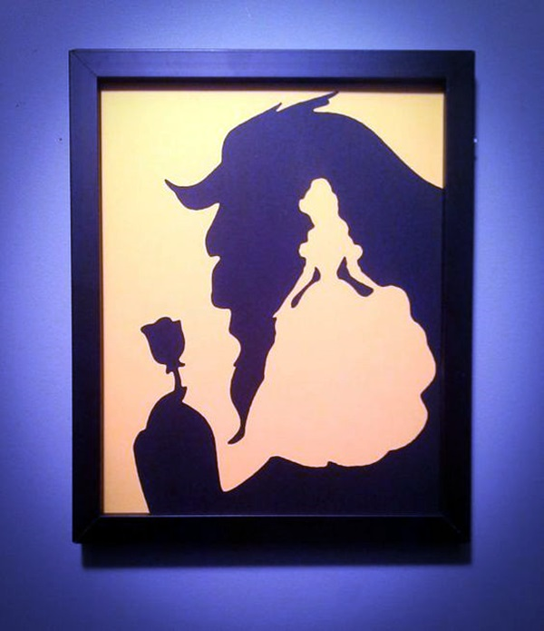 40 Amazing Silhouettes Art For Inspiration Fun On Net