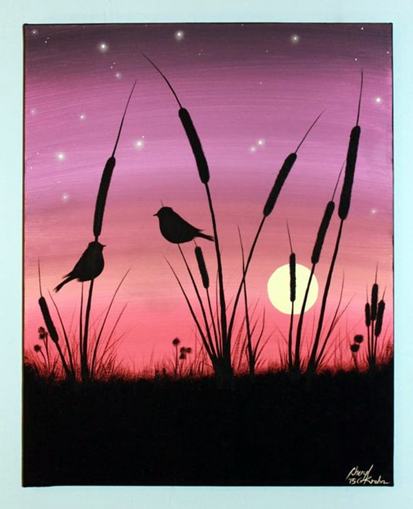 Amazing Silhouettes Art For Inspiration (35)