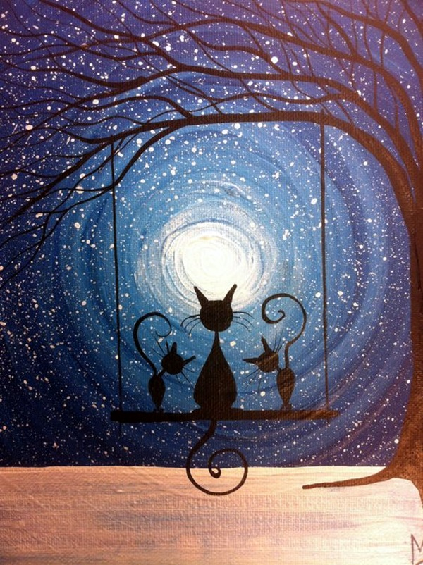 Amazing Silhouettes Art For Inspiration (39)