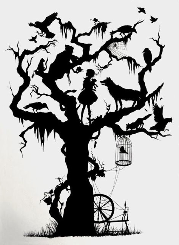 Amazing Silhouettes Art For Inspiration (8)