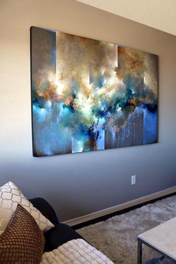 Art Panels Decoration To Make Your Wall Look Executive (9)