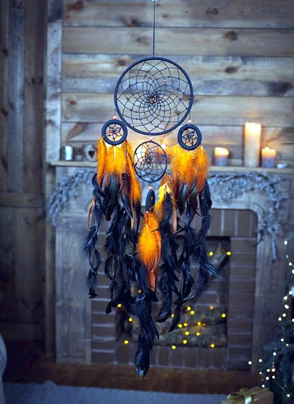 DIY Beautiful and Unique Dream Catcher Ideas (1)
