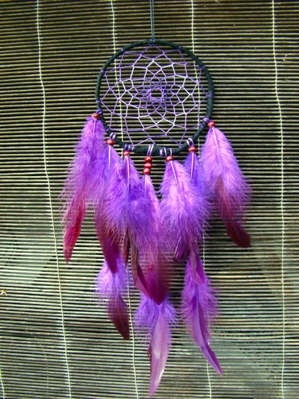DIY Beautiful and Unique Dream Catcher Ideas (23)