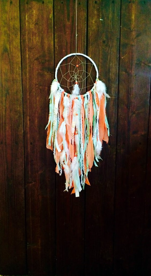 DIY Beautiful and Unique Dream Catcher Ideas (26)