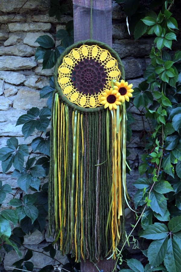 DIY Beautiful and Unique Dream Catcher Ideas (28)