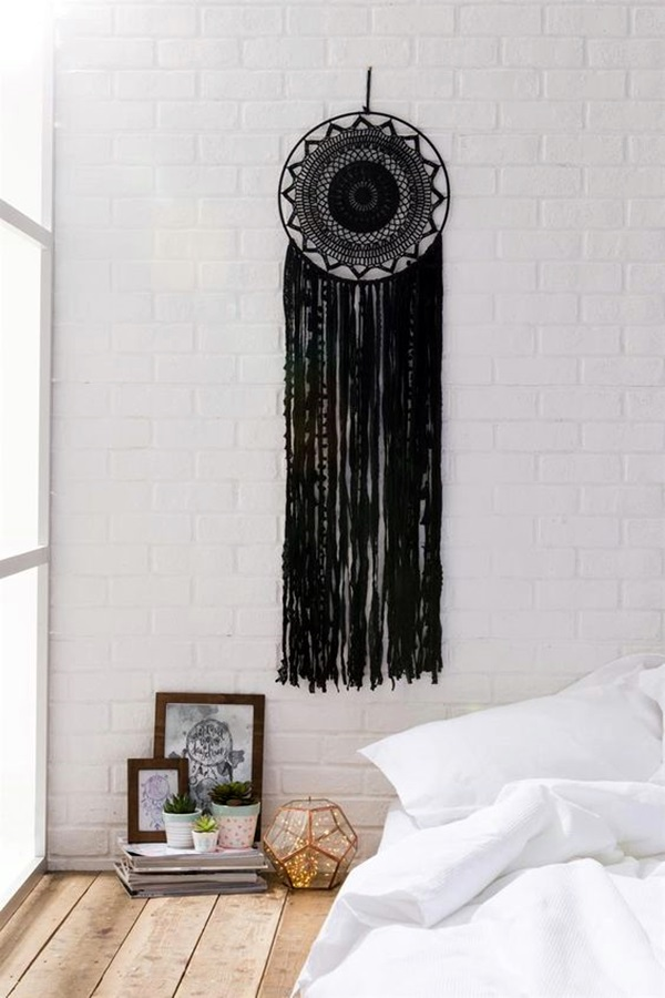 DIY Beautiful and Unique Dream Catcher Ideas (31)