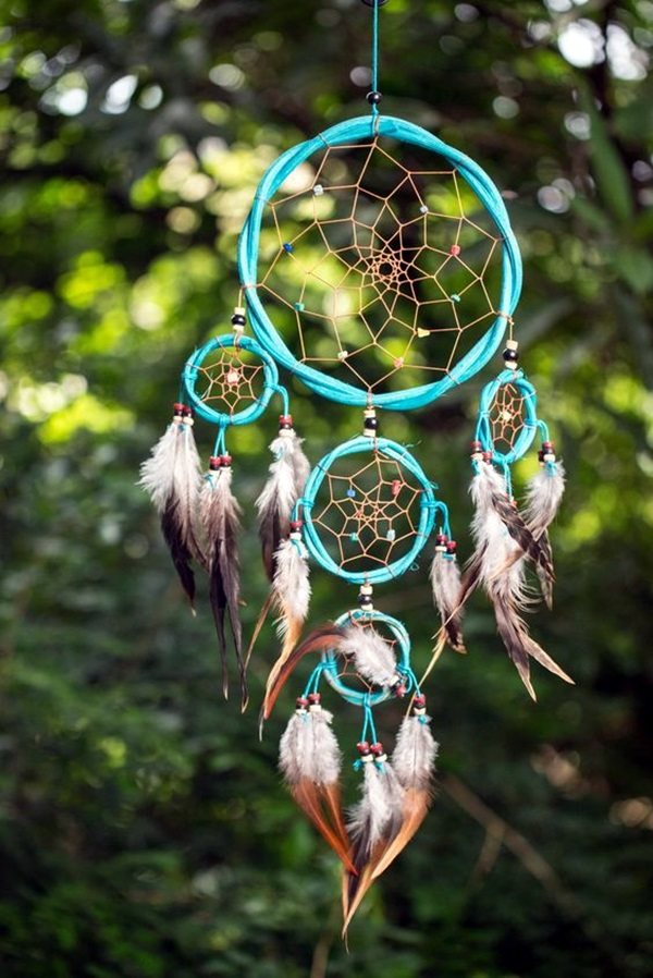 40 diy beautiful and unique dream catcher ideas