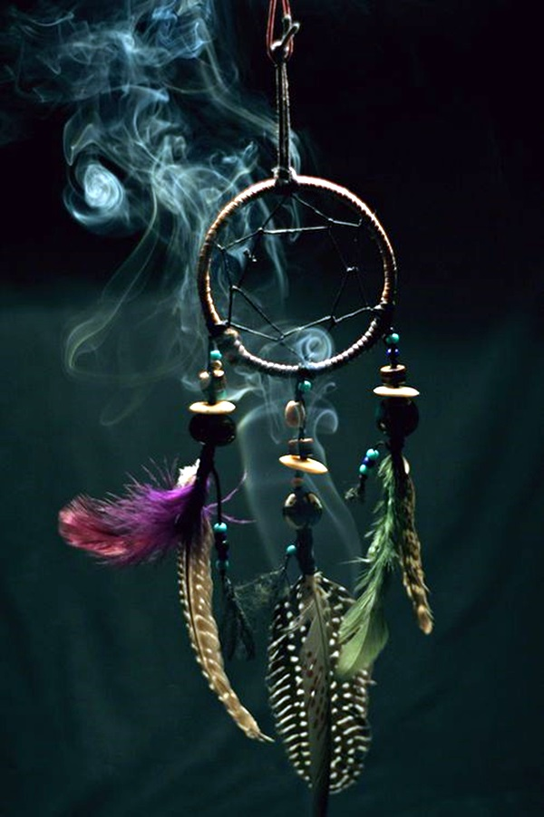 DIY Beautiful and Unique Dream Catcher Ideas (39)