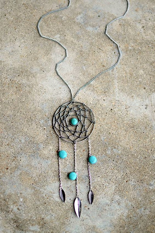 DIY Beautiful and Unique Dream Catcher Ideas (42)