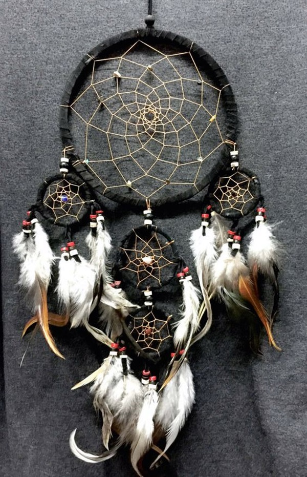 40 DIY Beautiful And Unique Dream Catcher Ideas Bored Art